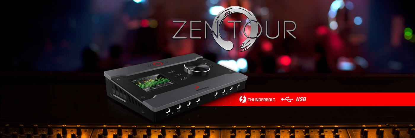 Zen Tour - A king among portable interfaces