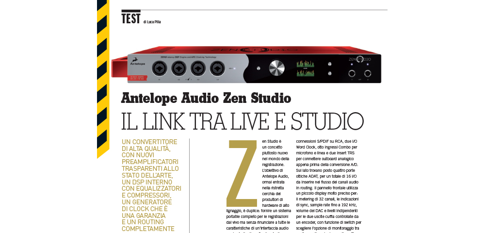 Zen Studio Review by Comp Music Studio