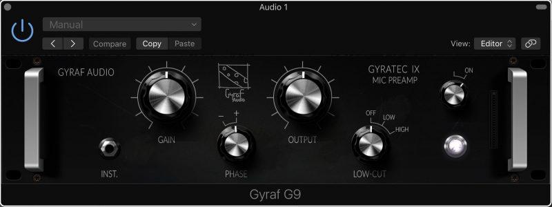 Gyratex-g9